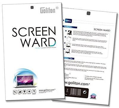 Goliton 14-Inch Anti-glare Notebook Laptop Screen Protector for Select HP Models (S-FCMH-N14Z) from Goliton