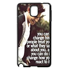 T-TGL(RQ) Samsung Galaxy Note 3 N9000 Customized Phone Case Zac Efron with Hard Shell Protection