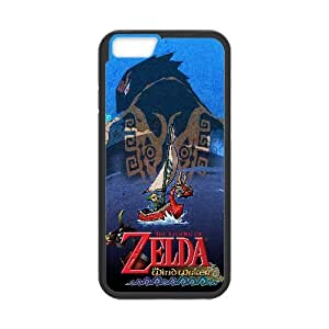The Legend Of Zelda The Wind Waker Game5 iPhone 6 4.7 Inch Cell Phone Case Black WON6189218981289