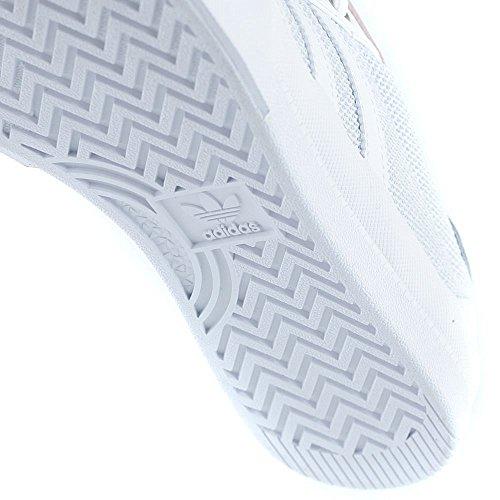 adidas Lucas Premiere, Scarpe da Skateboard Uomo Bianco (Ftwwht/Ashpea/Gold Mt Ftwwht/Ashpea/Gold Mt)