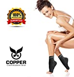 Copper Compression Gear Plantar Fasciitis Foot