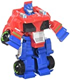 "Buy ""Transformers Playskool Heroes Rescue Bots Optimus Prime Figure"" on AMAZON"