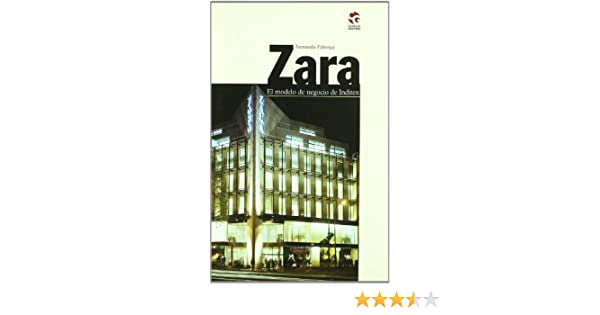 Zara El Modelo De Negocio De Indi (Claves de Gestión): Amazon.es ...
