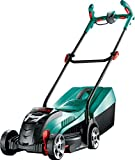 Bosch Cordless Lawnmower Rotak 32 LI (battery, charger, 31-litre grass box, 36 V, cutting width/height: 32 cm/3-6 cm)