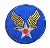 us army sewing kit - WW2 WWII U.S. Army Air Force Usaaf Embroidered Hook&Loop Velcro Patch