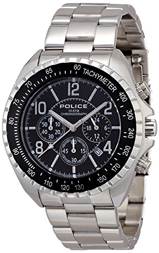 POLICE watch NEW NAVY 12545JS-02M Men's [regular imported goods]