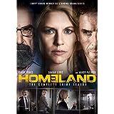 Homeland: The Complete Third Season, season 3 dvd