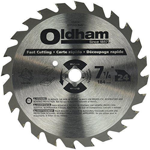 OLDHAM B7254524-10 Industrial Carbide Tipped Circular ()