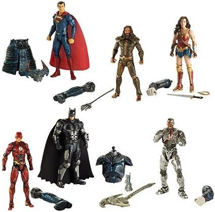 6 inches DC Multiverse Aquaman Justice League Action Figure