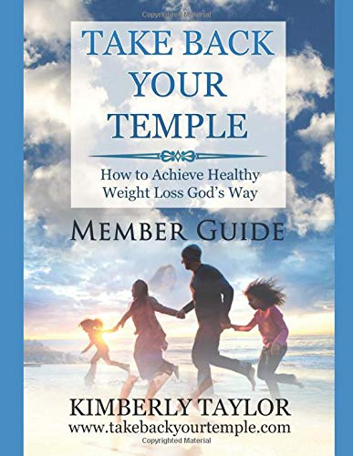 Read Online Take Back Your Temple Member Guide ebook