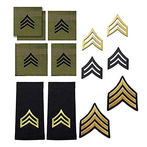 (US Army Sergeant Rank Bundle)