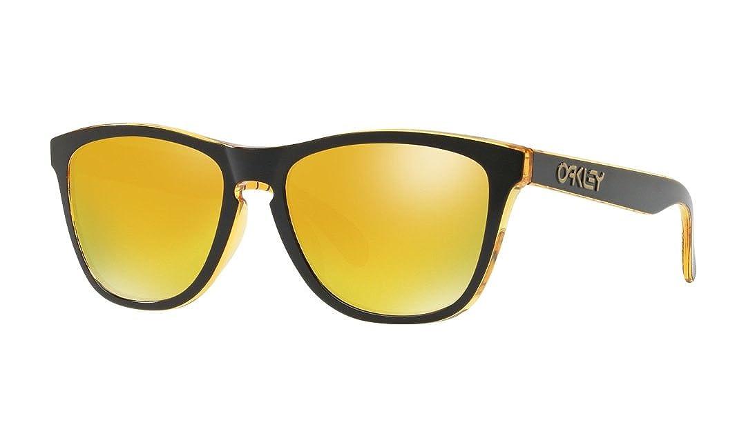 【正規商品販売店保証書付】OAKLEY(オークリー) FROGSKINS LA BLACK フロッグスキンズ ロサンゼルスブラック OO9245-924566-54 サングラス●   B07C9231JW