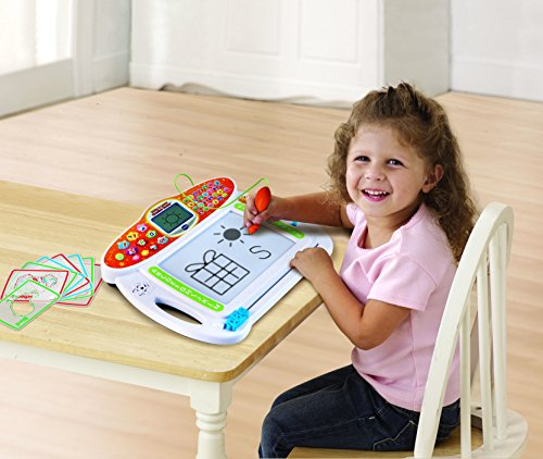 51QID8t8NiL - VTech Write & Learn Creative Center (Frustration Free Packaging)