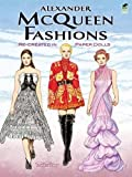 Alexander McQueen Fashions: Re-created in Paper Dolls (Dover Paper Dolls)