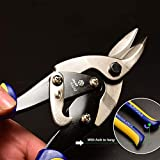 """Tin Aviation Snips Cutting Tools Set 10"""" Snippers"""