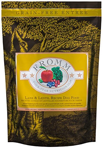 Fromms Four Star Lamb & Lentil 4lb by Fromm Family