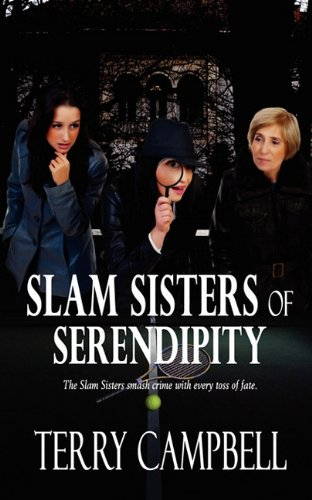 book cover of Slam Sisters of Serendipity