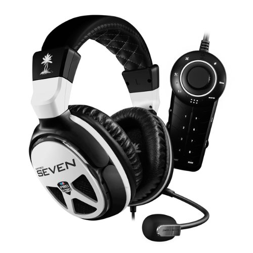 Turtle Beach Ear Force Z Seven Tournament Series Headset Review