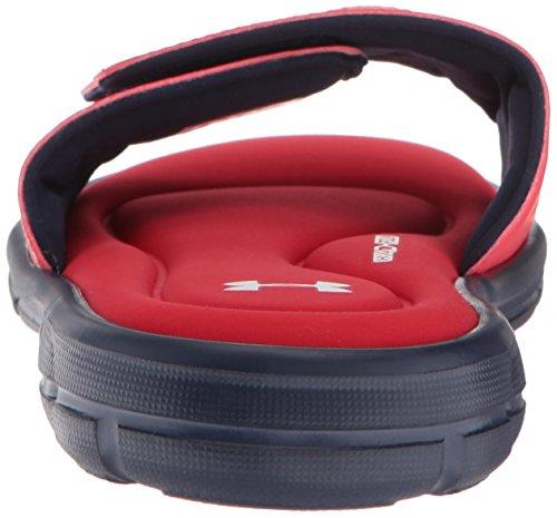 601 Sandal Slide Under Ignite V Red MLB Men's Red Armour UxwxvR4