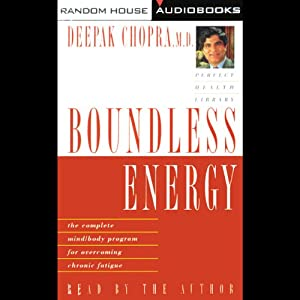 Boundless Energy Audiobook