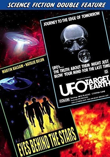 The Eyes Behind the Stars (1978) / UFO: Target Earth (1974)