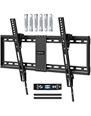 Eono Essentials TV Wall Bracket Mount for Most LED, LCD, OLED and Plasma TVs with VESA 600x400mm
