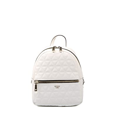 f6bd38c4 Guess, TABBI BACKPACK WHITE HWSG71 81320, mochila blanca para mujer:  Amazon.es: Electrónica