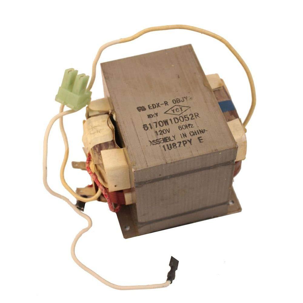 Amazon.com: Kenmore 6170 W1d052r microondas transformador de ...