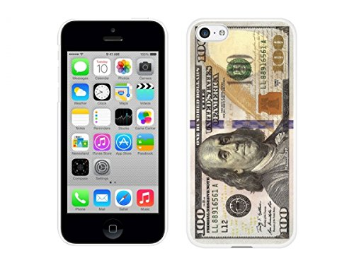 Cellet New One Hundred Dollar Bill Design Proguard Case for Apple iPhone 5c - -