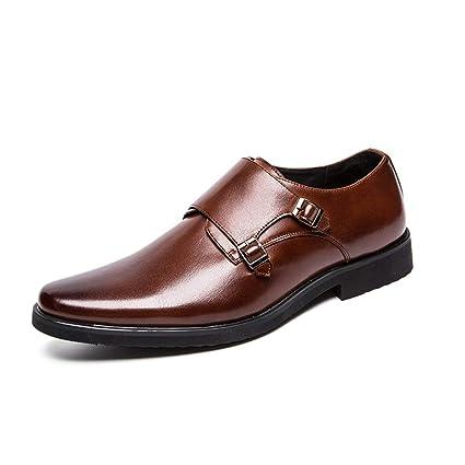 Mode Chaussures Monk Apragaz HommesDouble Strap Mocassins 3l1cTFJuK5