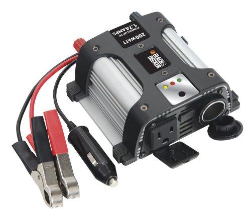 Black & Decker PI200AB Inverter
