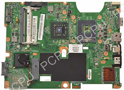 Presario Laptop Motherboard - 485218-001 HP G50/G60/G70 Compaq Presario CQ60/CQ70 Series Intel Laptop Motherboard s478