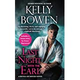 Last Night With the Earl: Includes a bonus novella (The Devils of Dover)