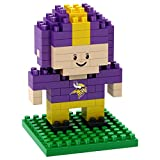 NFL Team BRXLZ 3D Player Puzzle Set (Minnesota Vikings)