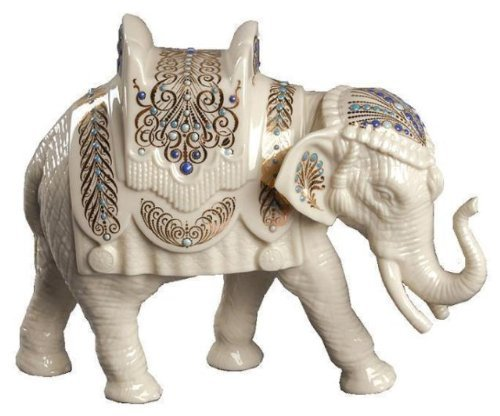 Lenox China Jewels Nativity Elephant New in Box Christmas