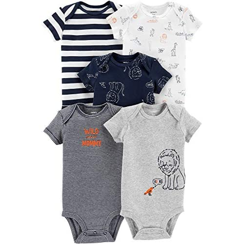 Carter's Baby Boys 5-pk....