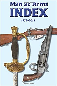 Book Man at Arms Index 1979-2015