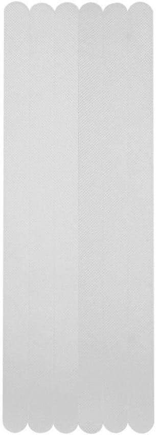 mnvxcbxv Badewannenmatte Anti-Rutsch-Streifen Matte Treppen B/öden Peva Badezimmer Klebeband Transparent Anti-Rutsch-Aufkleber Dusche 20Mm X 200Mm