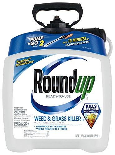 Roundup 5100110 Killer Sprayer 1 33 Gallon product image