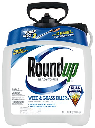 Roundup Ready-To-Use Weed Grass