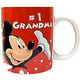 Disney Mickey Mouse Grandma's Ceramic Coffee Beverage Mug - Best Reviews Guide