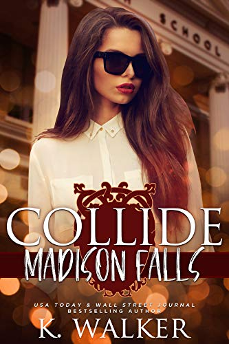 Collide by K. Walker ebook deal