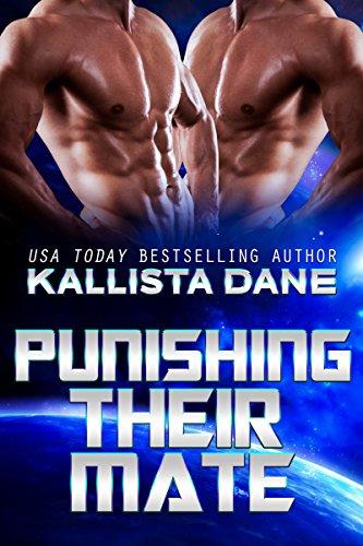 Punishing Their Mate: A Dark Alien Romance Novella: Tharan Warrior Menage Book 3