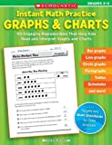 Instant Math Practice - Graphs and Charts, Grades 2-3, Denise Kiernan, 0439629233
