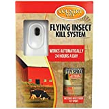 AMREP 073992 2 Piece Country Vet Equine Automatic Flying Insect Control Kit