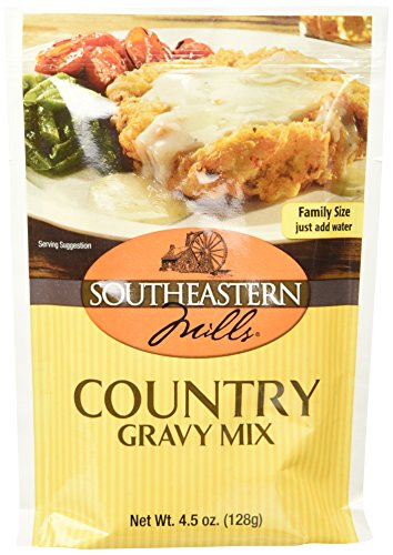 (Southeastern Mills Gravy Mix, Country, 4.5-Ounce Packages (Pack of 24))