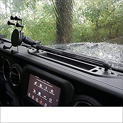 Voswitch Phone Mount Pack for Jeep Wrangler JL JLU 2020 to Present and Gladiator 2020: Automotive