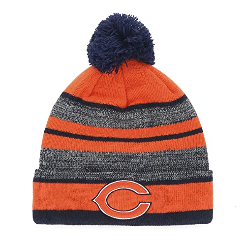 chicago bears hat winter - 6