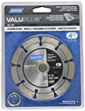 Norton Valuplus Diamond Blade, 4-1/2
