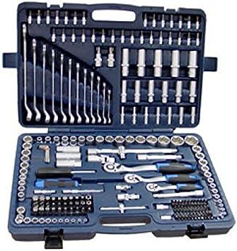 """Fesa - Maletin estuche de herramientas 215 Piezas : ½"""", 3/8"""", ¼"""": Amazon.es: Bricolaje y herramientas"""